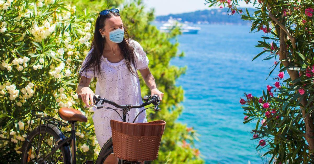 Après le confinement, les vacances d'été font la part belle au vélo