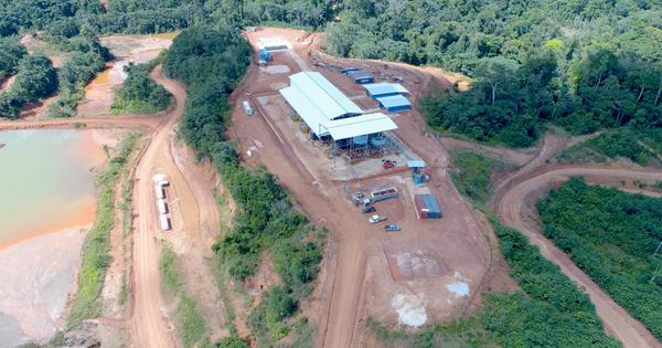 Usine de cyanuration en Guyane: FNE et Guyane Nature Environnement contestent l'autorisation préfectorale