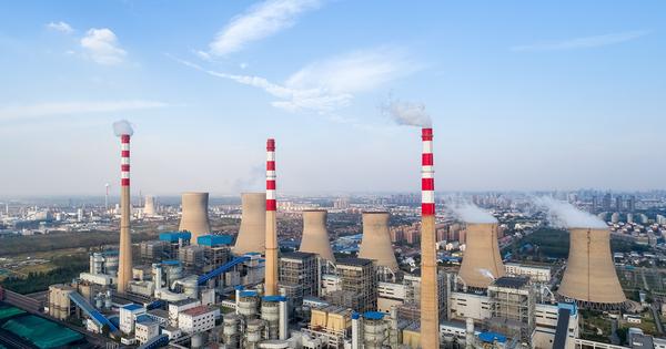 Pollution de l'air: le BEE cartographie les émissions des grandes installations de combustion européennes