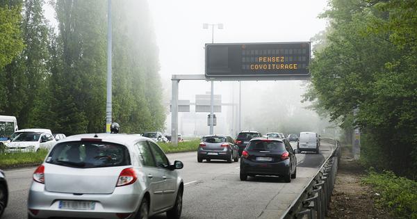 Pollution de l'air: sept nouvelles zones à faibles émissions en 2021