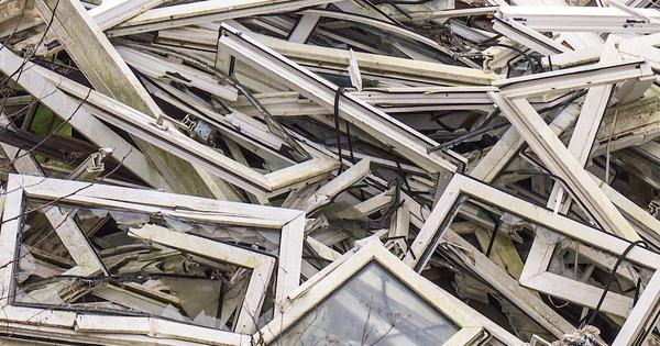 L'Union des fabricants de menuiseries veut structurer la collecte des fenêtres PVC