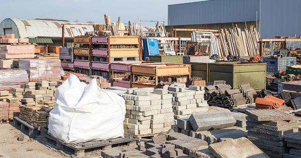 Déchets du bâtiment: lancement d'une initiative pour structurer la demande en matériaux de réemploi