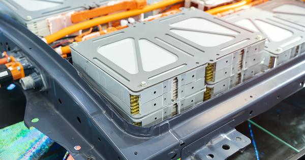 Veolia et Solvay s'allient pour recycler les batteries lithium-ion