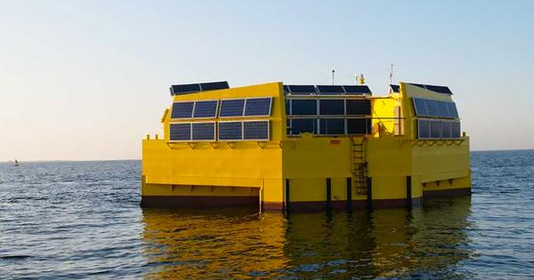 Énergies marines: cinq nouveaux projets pour le site expérimental Sem-Rev
