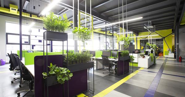 Rénover l'éclairage, une action «à gain rapide» pour les bâtiments tertiaires