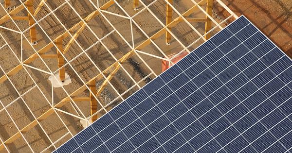 Photovoltaïque sur toiture: la création d'un tarif d'achat pour les installations de 100 à 500 kWc se précise