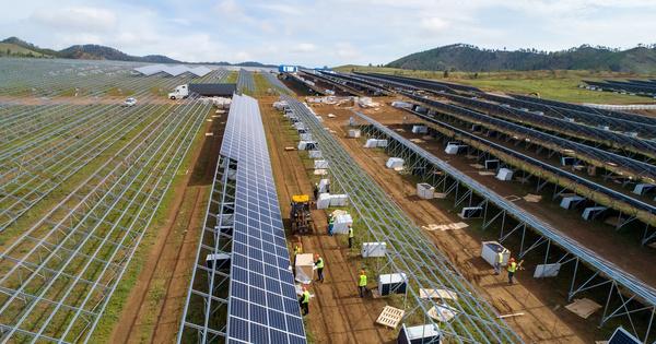 Énergies renouvelables: 11,5 millions d'emplois dans le monde en 2019