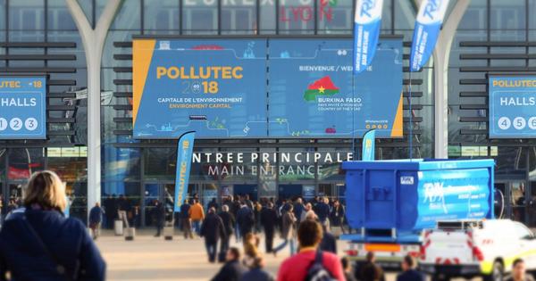 L'édition 2020 du salon Pollutec se digitalise