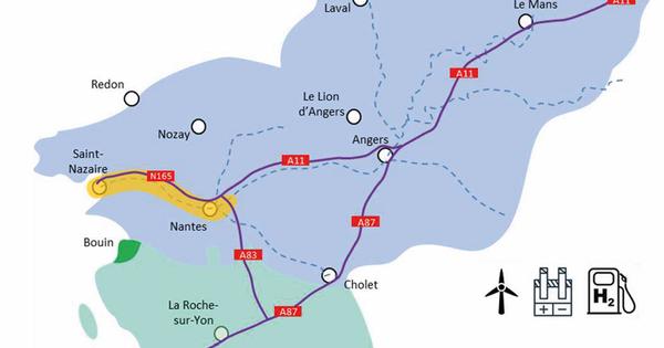 La Région Pays de la Loire débloque 100 millions d'euros en faveur de l'hydrogène