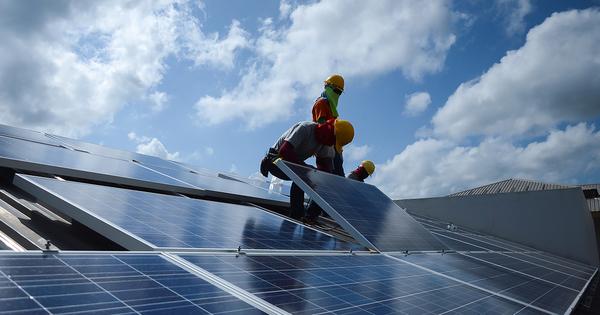 Photovoltaïque: deux nouvelles mesures de soutien annoncées
