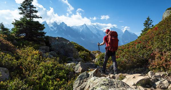 La zone de protection d'habitats du Mont Blanc est créée