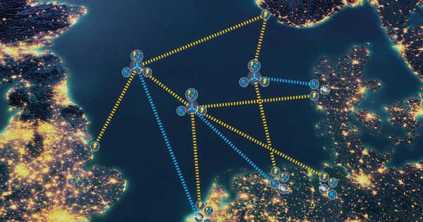 Infrastructures énergétiques: 1 milliard d'euros pour financer dix projets européens