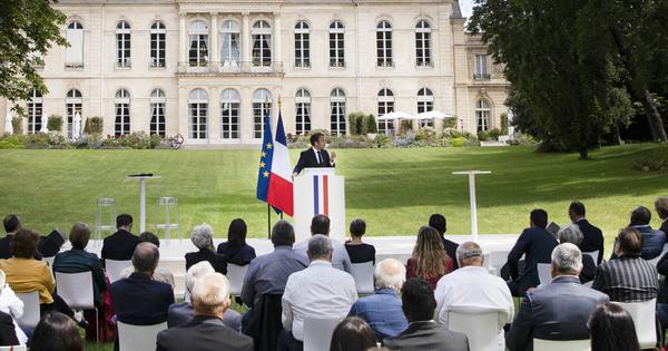 Convention citoyenne pour le climat: la réponse d'Emmanuel Macron