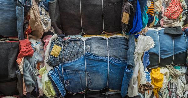 L'Ademe lance un appel à projets pour structurer le recyclage des textiles et chaussures