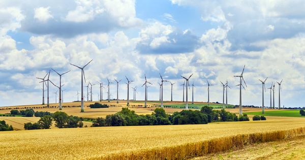 Éolien: ouverture d'une enquête européenne pour distorsion de prix sur des mâts chinois