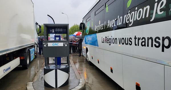 BioGNV: un deuxième appel à projets lancé en Auvergne-Rhône-Alpes