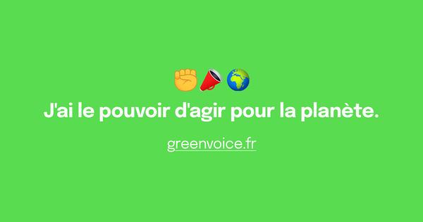 Greenpeace France lance deux outils de mobilisation citoyenne dédiés à l'environnement