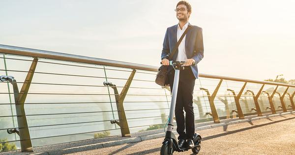 Le forfait mobilités durables ouvert aux trottinettes électriques personnelles