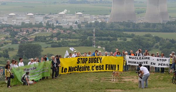 Prolongation des centrales nucléaires sans évaluation environnementale: Greenpeace dépose un recours