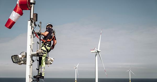 Vinci Energies acquiert un spécialiste des parcs éoliens offshore