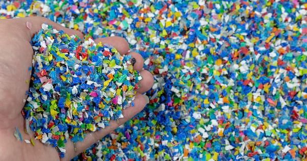 Recyclage des plastiques: 60 entreprises se partageront les 16 millions d'euros d'aide exceptionnelle