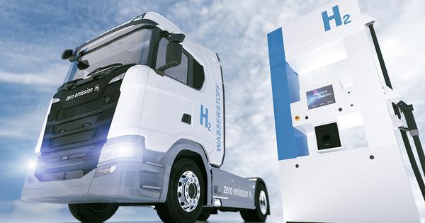 Le Gouvernement lance un bonus pour l'achat de véhicules lourds électriques ou hydrogène