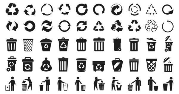 Signalétique déchets: halte à la confusion