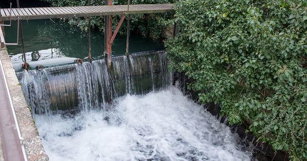 Petite hydroélectricité: 20 MW de projets retenus par appel d'offres