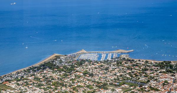 Projet éolien en mer au large d'Oléron: la Commission nationale du débat public est saisie