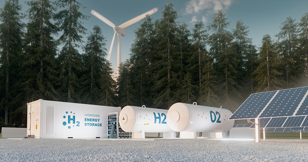 Hydrogène: un collectif d'industriels européens veut faire chuter les prix d'ici 2030