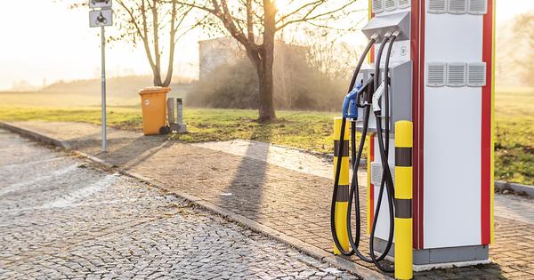 Bornes de recharge électriques: une aide aux travaux sur le réseau autoroutier