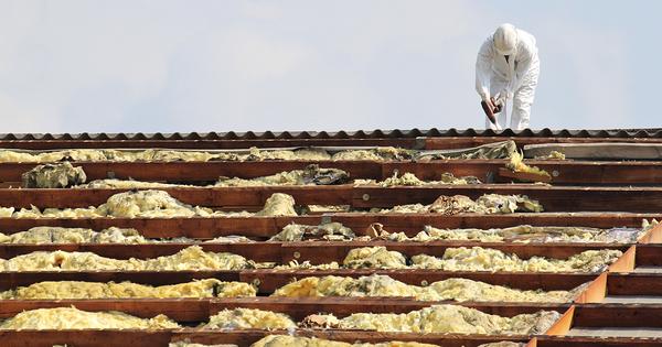Retrait d'amiante: des assouplissements réglementaires pour la certification des entreprises