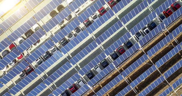 Autoconsommation solaire: 70 projets sélectionnés par appel d'offres