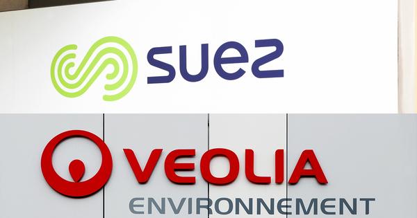 Fusion Veolia-Suez: un accord de principe est conclu