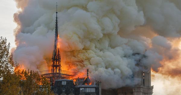 Pollution au plomb de Notre-Dame: nouvelle plainte de Robin des bois