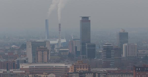 Covid 19: sa circulation influencée par la pollution et les conditions météorologiques?