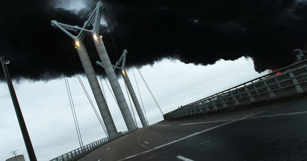Lubrizol: Atmo Normandie publie le bilan final des mesures de polluants