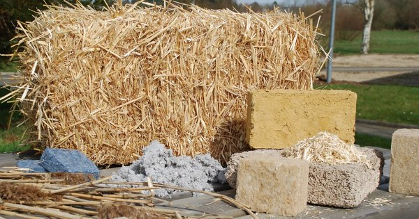 Matériaux biosourcés et terre crue: la région Bretagne lance un appel à manifestation d'intérêt