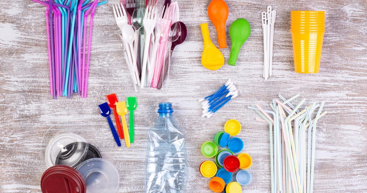 Plastique: la Commission européenne précise le périmètre des produits interdits à partir de juillet 2021