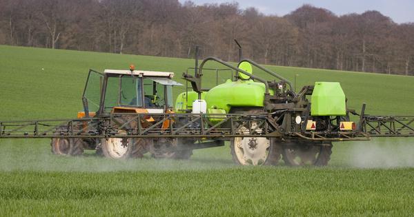 L'État lance une consultation publique sur la réglementation relative aux pulvérisateurs de pesticides