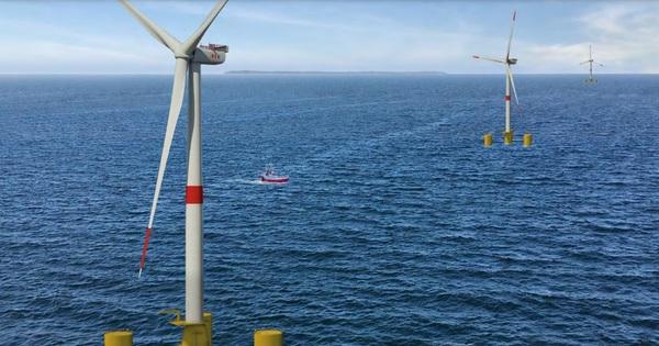Éolien flottant: Naval Énergies cède ses activités au groupe italien Saipem