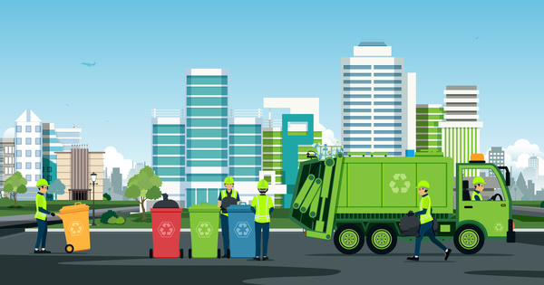 Hausse du coût de traitement des déchets, selon Amorce