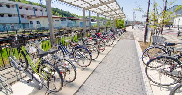 La liste des gares qui doivent être équipées en parkings vélos sécurisés