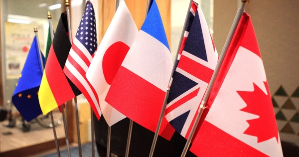 Au G7, la crise sanitaire occulte le climat