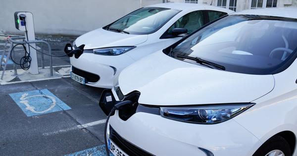 Véhicules électriques: Renault se structure