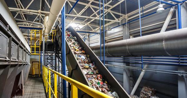 Valorisation des déchets: les objectifs du comité stratégique de filière sont redéfinis