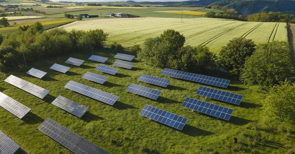 Artificialisation des sols: les installations photovoltaïques non comptabilisées