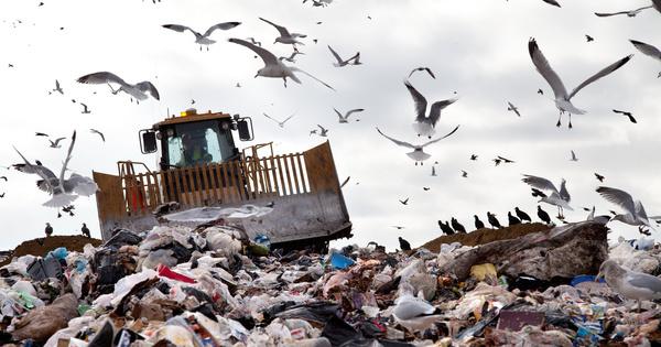 Mise en décharge: un décret encadre le prix plafonné accordé aux refus de tri et déchets issus du recyclage