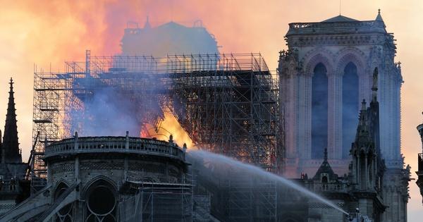 Pollution au plomb de Notre-Dame de Paris:  une nouvelle plainte déposée contre X
