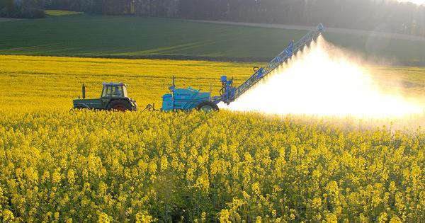 Pesticides: une annulation partielle attendue pour les textes sur les distances d'épandage